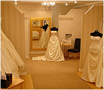Bridal Wear Kent showroom featuring wedding dresses and wedding gowns