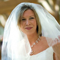 Radiant bridal look created by Kent Wedding Makeup professional
