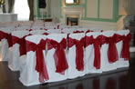 Kent Wedding Chair Covers
