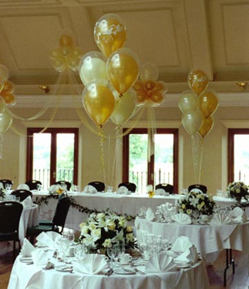 Kent Wedding Balloons, Professional Balloon suppliers for Kent Weddings