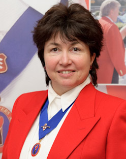 Lady Wedding Toastmaster Kent Linda Palmer