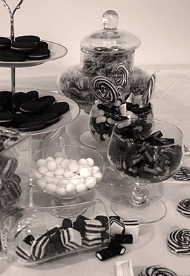 Candy Shop for Kent Wedding