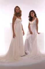 Wedding Dresses Chastity and Leila from Annette Carey on the hill in Danbury Essex