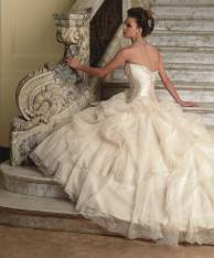 Bridal Wear from Kent Wedding Dress Shop which stocks Sophia Tolli Bridal Gowns