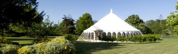 Wedding Marquees for hire in Kent, Kent Wedding Marquee Hire