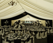 Wedding Marquee & furniture hire, professional marquee hire in Kent
