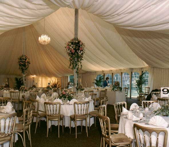 Wedding Marquees Kent, Professional Marquee Hire for Weddings in Kent