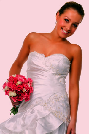 Professional Kent wedding makeup for your wedding day