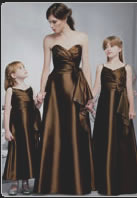 Veromia Bridesmaids Wedding Dresses supplied by Bridal Wear Kent Shop